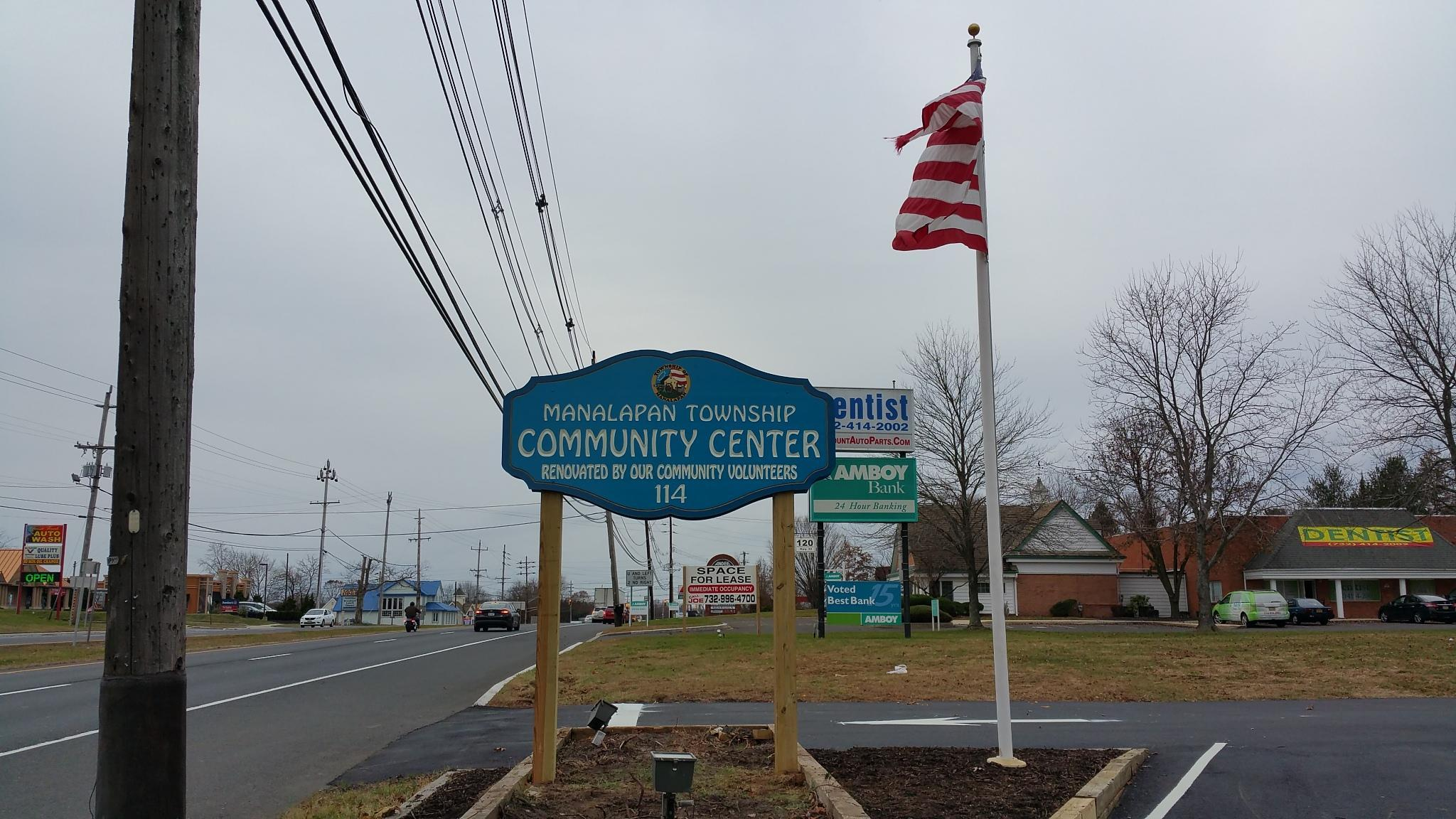 community center manalapan township